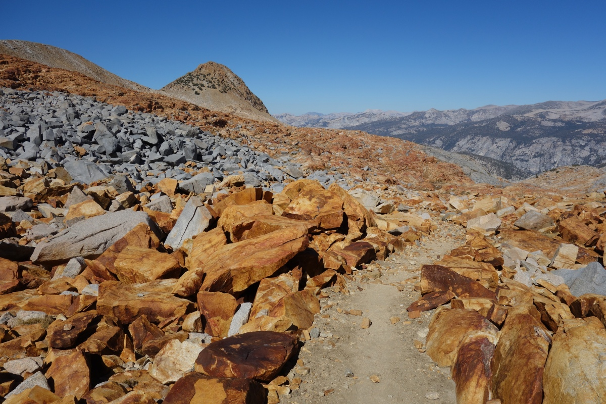 Let's Hike! Red Peak PassLoop