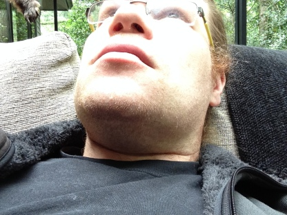 Fixie's Hiker Beard: Day 3