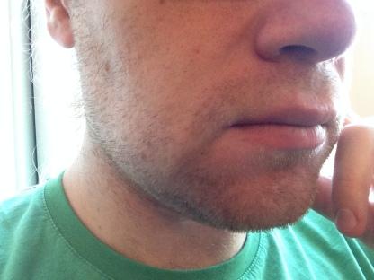 Fixie's Hiker Beard: Day 5