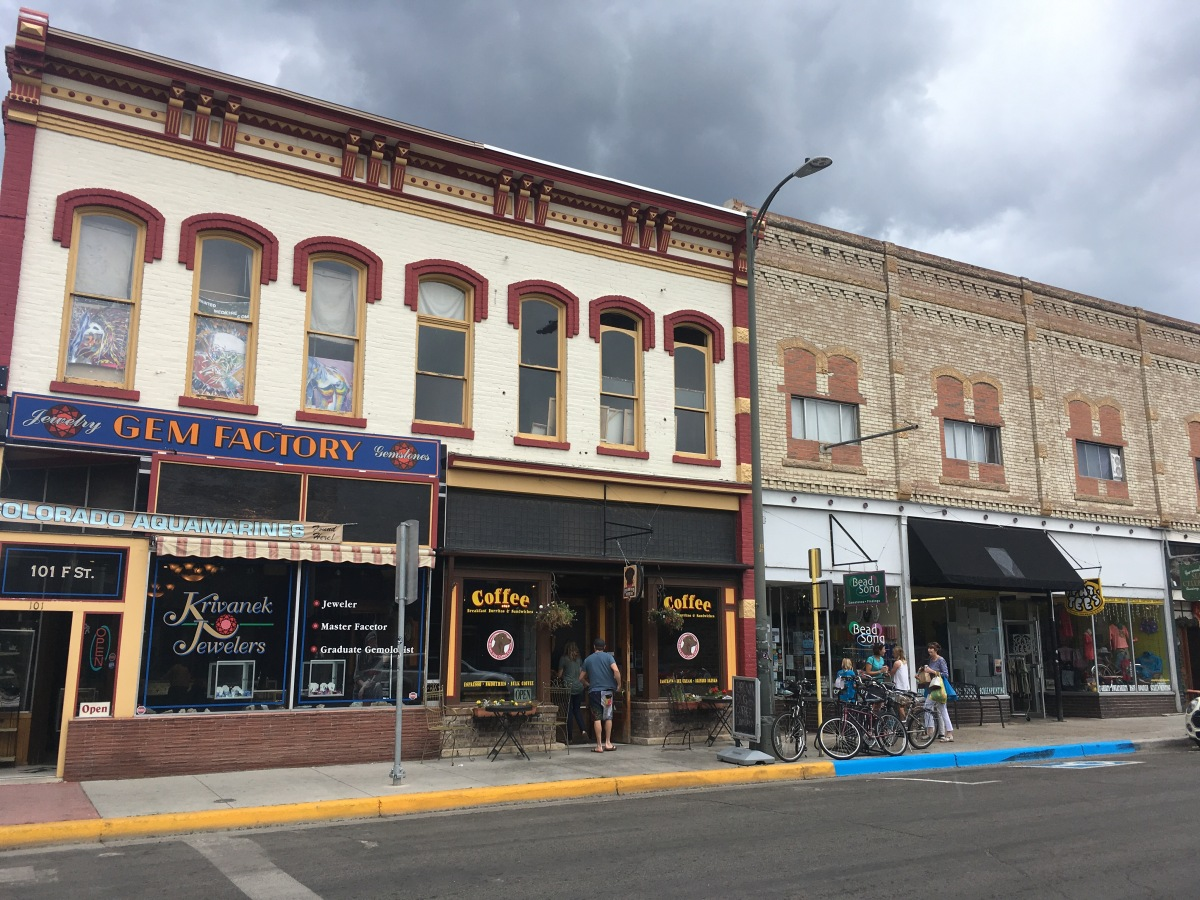 CT Day 16: Simply Salida